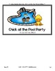 Silly Reader Booklet: Chick at the Pool Party