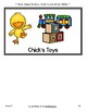 Silly Reader Booklet: Chick's Toys by Home CEO