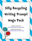 Silly Recycling Writing Prompt Pack