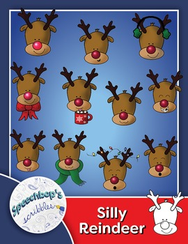 Silly Reindeer
