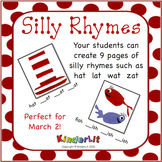 Rhyming With Silly Rhymes