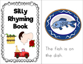 Silly Rhyming Words Book