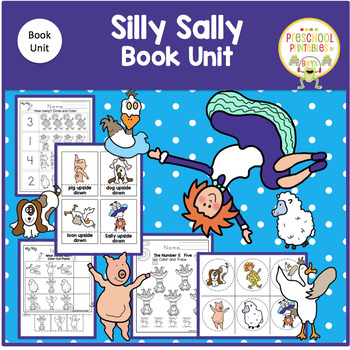 Silly Sally  Book Unit