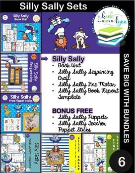 Silly Sally Book Unit Bundle