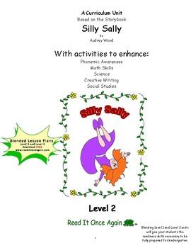 Silly Sally Level 2 Digital Version