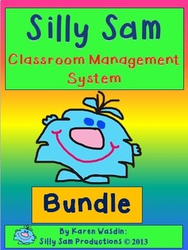 Silly Sam Classroom Management System BUNDLE
