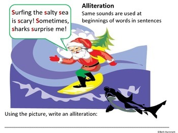 Silly Santa Sayings: Fun Figurative Language Activities for the Holiday