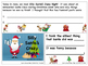 Silly Santa's Crazy Night A Hilarious Story - Semantic Absurdity Lesson