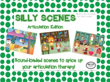 Silly Scenes Articulation Edition (UPDATED!)