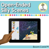 Silly Language Scenes - Wh Questions - Associations - Play