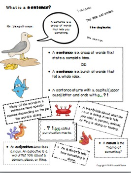Silly Sight-Word Scrambled Sentence Puzzles
