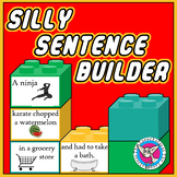 Silly Sentence Builder