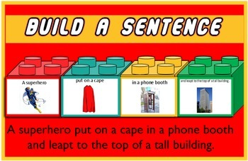 Silly Sentence Builder