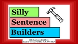 Silly Sentence Builders