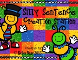 Silly Sentence Creation Station