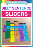 Silly Sentence Sliders - Sentence Writing Activity