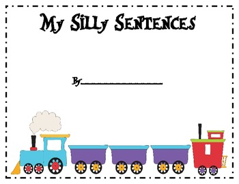 Silly Sentence Trains