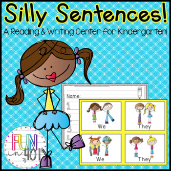 Silly Sentences!