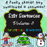 Silly Sentences | Winter Literacy Center