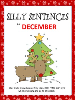 Silly Sentences - December