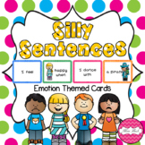 Silly Sentences- Emotions Theme