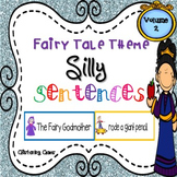 Silly Sentences Fairy Tales