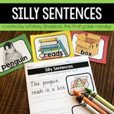 Sentence Building Activity