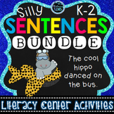 Silly Sentences Bundle