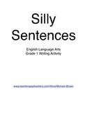 Silly Sentences Mix Up