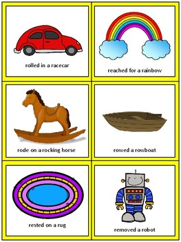 """Silly Sentences for Articulation Practice - """"R"""" Targets"""