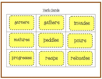 Fall Word Work - Silly Sentences for Fluent Readers