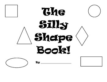 Silly Shape Book