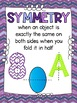 All About Shapes - Symmetry, 2D Shapes, and 3D Shapes (VA