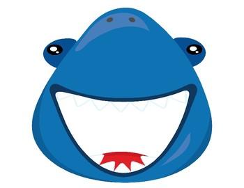 Silly Sharks Large Rewards