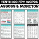 Silly Sight Word Games - Tenth 100 Fry Words