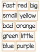 Silly Simple Sentence Building