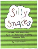 Silly Snakes Activity Cards