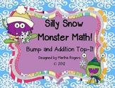 Silly Snow Monster Math