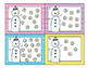 Silly Snowmen Math Centers {facts, counting, clocks, number words & more}