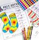 Silly Sock Design Speech & Language