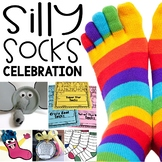 Silly Socks Celebration - Perfect for Read Across America Activities!