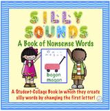 Phonemic Awareness - Silly Sounds Alphabet Book