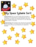 Silly Space Syllable Sort!