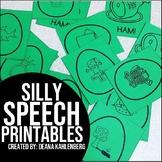 Silly Speech!