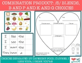 Silly Speech Sound/Articulation Valentine Combo Product