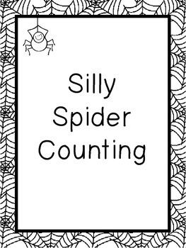 Silly Spider Counting