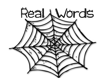Silly Spider Nonsense Word Game (nd, st, nk blends)