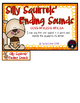 Silly Squirrel Sounds Ending Sounds File Folder Game