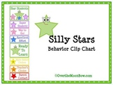 Silly Stars Behavior Clip Chart