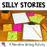 Silly Stories: A Fun & Engaging Narrative Writing Activity